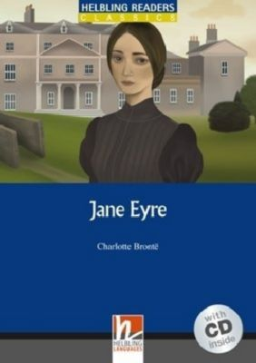 Jane Eyre, m. 1 Audio-CD, Charlotte Brontë