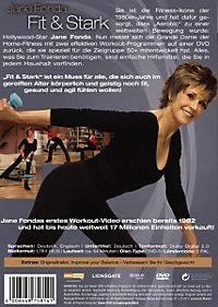 Jane Fonda: Fit & Stark - Produktdetailbild 1