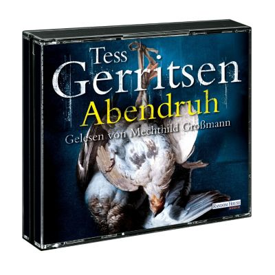 Jane Rizzoli Band 10: Abendruh (6 Audio-CDs), Tess Gerritsen