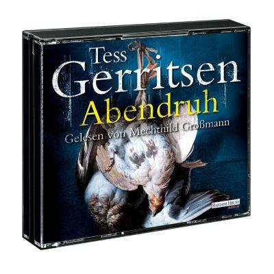 Jane Rizzoli Band 10: Abendruh (6 Audio-CDs), Tess Gerritsen