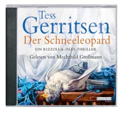 Jane Rizzoli Band 11: Der Schneeleopard (6 Audio-CDs), Tess Gerritsen