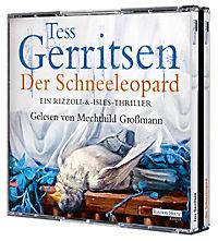 Jane Rizzoli Band 11: Der Schneeleopard (6 Audio-CDs) - Produktdetailbild 1
