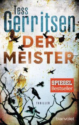 Jane Rizzoli Band 2: Der Meister, Tess Gerritsen