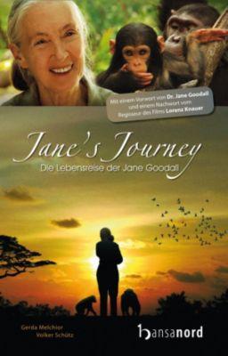Jane´s Journey, Gerda Melchior, Volker Schütz