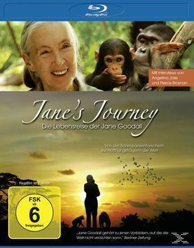 Jane's Journey - Die Lebensreise der Jane Goodall, Lorenz Knauer