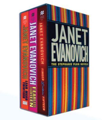 Janet Evanovich Boxed Set 5, Janet Evanovich
