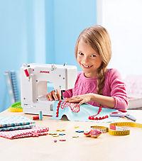 JANOME Kindernähmaschine Sew Mini deluxe - Produktdetailbild 1