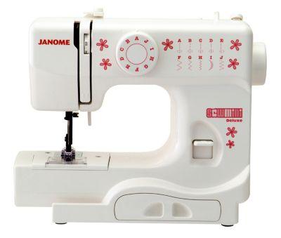 JANOME Kindernähmaschine Sew Mini deluxe