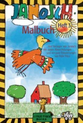 Janosch Malbuch, Janosch