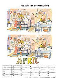 Janoschs 200-jähriger Spiel- und Malkalender - Produktdetailbild 3
