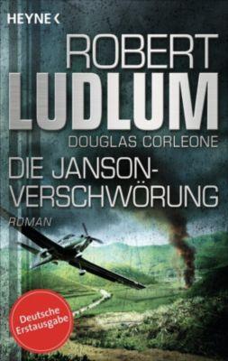 JANSON-Serie: Die Janson-Verschwörung, Robert Ludlum, Douglas Corleone