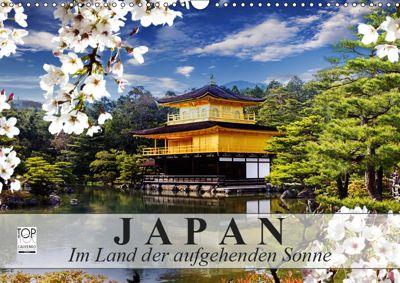Japan. Im Land der aufgehenden Sonne (Wandkalender 2019 DIN A3 quer), Elisabeth Stanzer