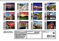 Japan. Im Land der aufgehenden Sonne (Wandkalender 2019 DIN A3 quer) - Produktdetailbild 13