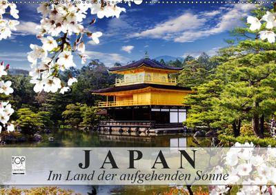 Japan. Im Land der aufgehenden Sonne (Wandkalender 2019 DIN A2 quer), Elisabeth Stanzer