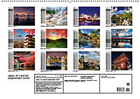Japan. Im Land der aufgehenden Sonne (Wandkalender 2019 DIN A2 quer) - Produktdetailbild 13