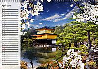 Japan. Im Land der aufgehenden Sonne (Wandkalender 2019 DIN A3 quer) - Produktdetailbild 4