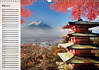 Japan. Im Land der aufgehenden Sonne (Wandkalender 2019 DIN A3 quer) - Produktdetailbild 5