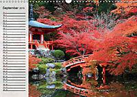 Japan. Im Land der aufgehenden Sonne (Wandkalender 2019 DIN A3 quer) - Produktdetailbild 9