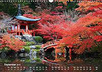 Japan Magic of a great country (Wall Calendar 2019 DIN A3 Landscape) - Produktdetailbild 9