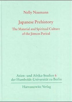 Japanese Prehistory, Nelly Naumann