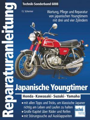 Japanische Youngtimer, Franz J. Schermer