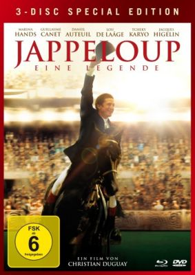 Jappeloup: Eine Legende - Special Edition, Guillaume Canet