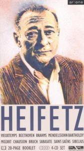 Jascha Heifetz (Various), J Heifetz, Lpo, Barbirolli