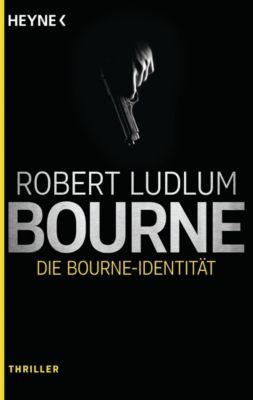 Jason Bourne Band 1: Die Bourne Identität, Robert Ludlum
