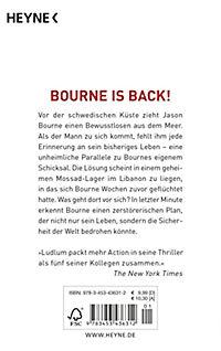 Jason Bourne Band 10: Der Bourne Verrat - Produktdetailbild 1
