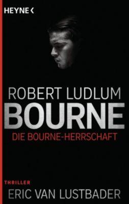 JASON BOURNE: Die Bourne Herrschaft, Robert Ludlum