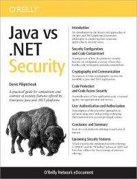 Java vs. .NET Security, Denis Piliptchouk