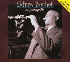 Jazz At Storyville, Sidney Bechet