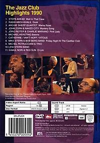 Jazz Club Hightlights 1990 - Produktdetailbild 1