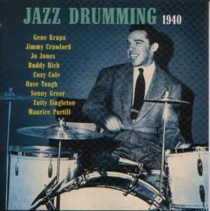 Jazz Drumming Vol.5 (1940), Diverse Interpreten