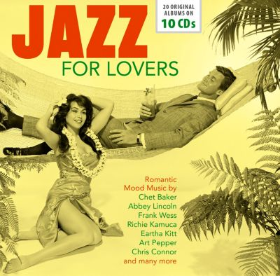 Jazz for Lovers, 10 CDs, Diverse Interpreten