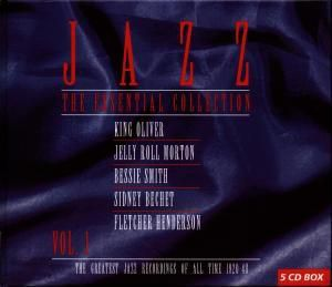 Jazz - The Essential Collection Vol. 1, Diverse Interpreten