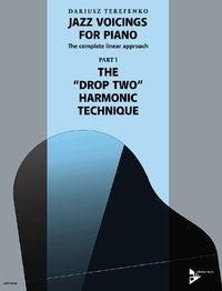 Jazz Voicings For Piano: The Complete Linear Approach, Dariusz Terefenko
