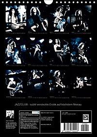 JAZZCLUB - subtil versteckte Erotik auf höchstem Niveau (Wandkalender 2019 DIN A4 hoch) - Produktdetailbild 13