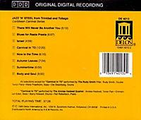 Jazz'N'Steel/Trinidad+Tobag - Produktdetailbild 1