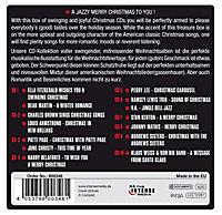 Jazzy Christmas, 10 CDs - Produktdetailbild 1