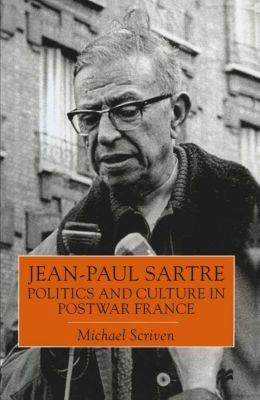 Jean-Paul Sartre, Michael Scriven