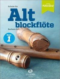Jede Menge Flötentöne!, Schule für Altblockflöte - Barbara Ertl pdf epub