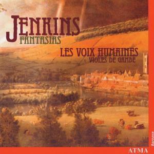 Jenkins: Fantasias, Les Voix Humaines