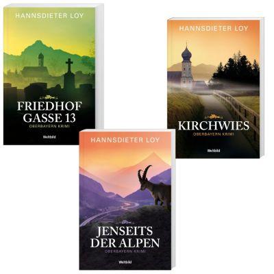 Jenseits der Alpen/ Kirchwies/ Friedhofgasse 13, Hannsdieter Loy
