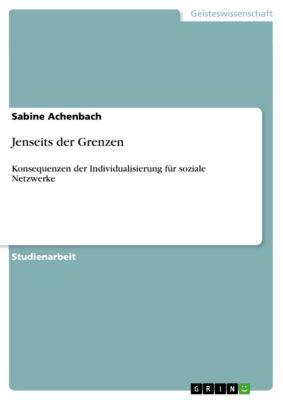 Jenseits der Grenzen, Sabine Achenbach