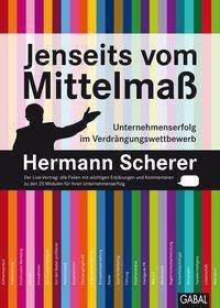 Jenseits vom Mittelmaß - Hermann Scherer |