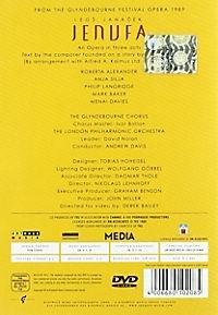 Jenufa - Produktdetailbild 1