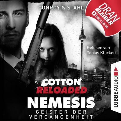 Jerry Cotton, Cotton Reloaded: Nemesis: Jerry Cotton, Cotton Reloaded: Nemesis, Folge 4: Geister der Vergangenheit (Ungekürzt), Timothy Stahl, Gabriel Conroy