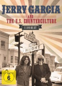 Jerry Garcia And The U.S.Counterculture, Jerry Garcia