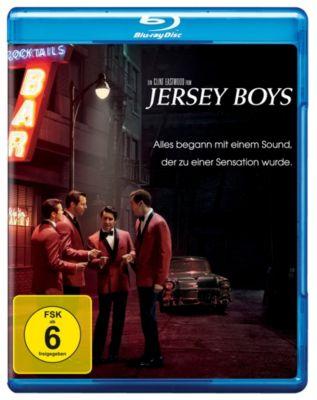 Jersey Boys Star Selection